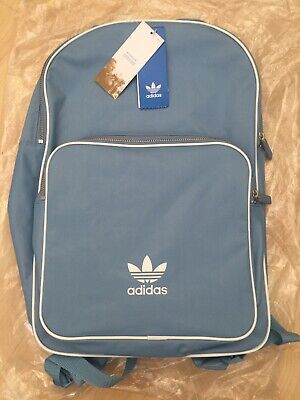 Adidas Back Pack Rucksack Blue Bargain £9.99 New With Tags - See Photo's £9.99 !