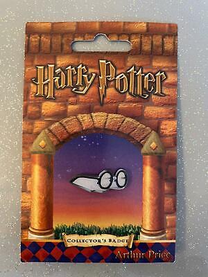 Harry Potter Harry's Glasses pin badge Arthur Price Stocking Filler Christmas