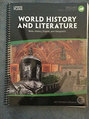 My Fathers World: World History And Literature (My Fathers World World History And Literature)