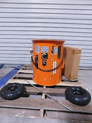 Pro-source Portable Electric Forced Heater 480v 3ph - Parts Repair