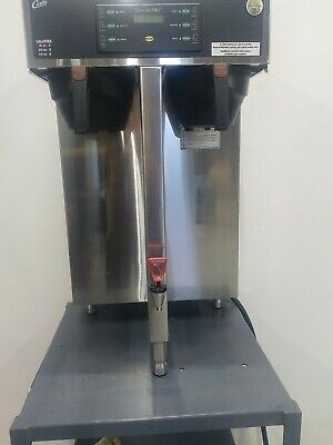 Wilbur Curtis G3 Tp2t10a3100 Thermopro Twin Commercial Coffee Brewer