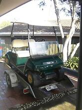 Club Car DS with trailer Old Reynella Morphett Vale Area Preview