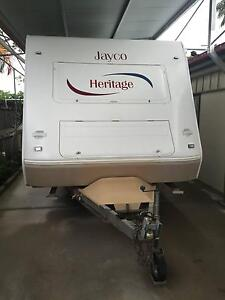 2004 Jayco Heritage Full Van North Mackay Mackay City Preview