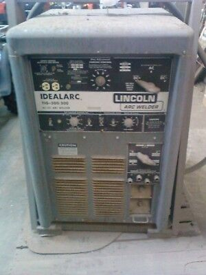 Lincoln Welding Machine Arc Tig 300300