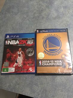 NBA 2K16Brand new! Never been used! Still in plastic cover! Ludmilla Darwin City Preview