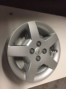 "Chevrolet 15"" hub caps 4 bolt"