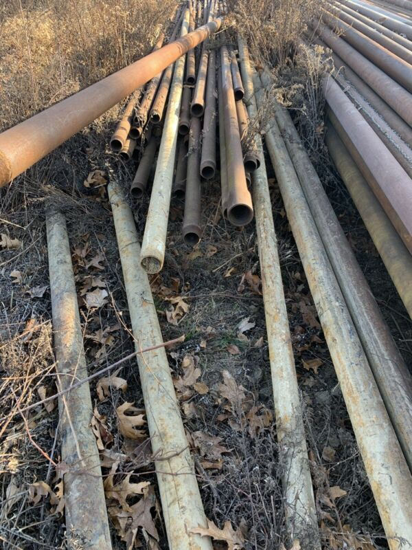 Steel Pipe For Sale (VARIOUS SIZES)
