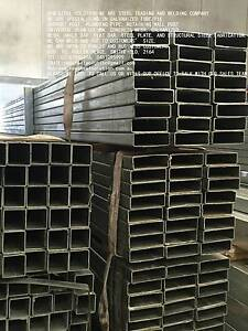 GALVANISED STEEL TUBE 150MM*50MM*2MM AS BUILDING POST,FABRICATION Smithfield Parramatta Area Preview