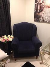 2 x wing armchairs Campbelltown Campbelltown Area Preview