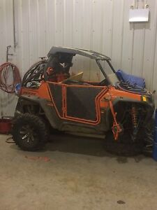 Rzr 800s  bored to 880