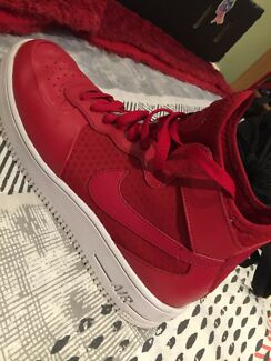 Nike Air Force 1 ultraForce mid  size 8-9