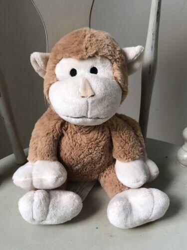 Cozy Hugs Plush Aromatherapy Monkey Microwaveable Freezable