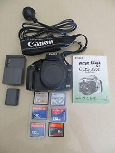 Canon EOS 350D body Gowrie Tuggeranong Preview