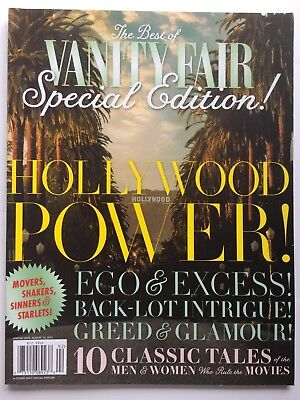 HOLLYWOOD POWER! MOVERS, SHAKERS, SINNERS & STARLETS 2015 BEST OF VANITY