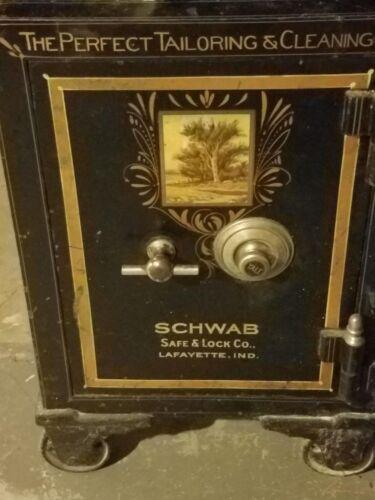Antique Schwab safe