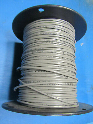 Carol Data Communications Cable 2 Wiregray 100ft C6348a.18.10