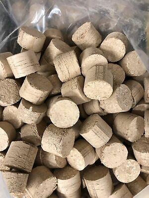 Eco Briquettes / Firewood / Hardwood Fuel Logs - 25Kg Pizza Oven / Log Burner