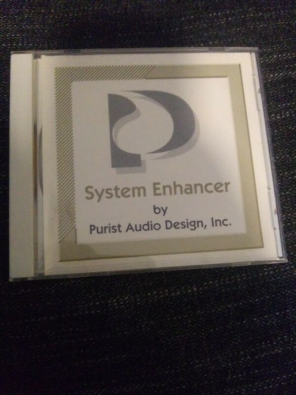 SYSTEM ENHANCER BY PURIST AUDIO DESIGN, INC.  A 003689