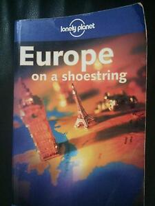 Lonely Planet Europe on a Shoestring Blackburn South Whitehorse Area Preview