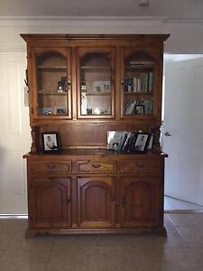 Three panelled pine cabinet no reasonable offer refused Burleigh Heads Gold Coast South Preview