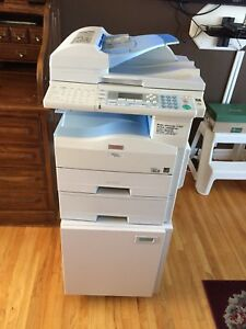 Ricoh Aficio MP 171 Serial number V4408807461 Photo Copier