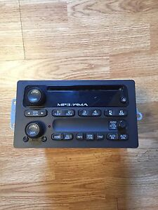 GMC double Din Stereo
