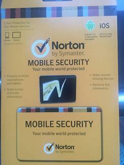 Norton Mobile Security - Phones and Tablets