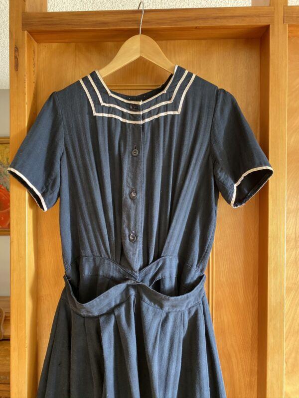 Antique Edwardian: Victorian swimsuit Bathing Suit Size 6/8