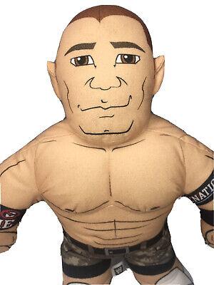 "⭐️2011 WWE JOHN CENA 16"" BRAWLIN BUDDIES TALKING WRESTLER PLUSH New Batteries ⭐️"