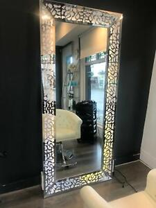 Hair dressing salon  station mirrors Box Hill Whitehorse Area Preview