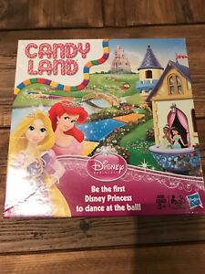 Disney Candy Land Board Game - Used