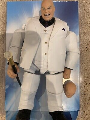 Marvel Legends Spider-Man Baf Kingpin Series wave Figure Loose 100% Complete