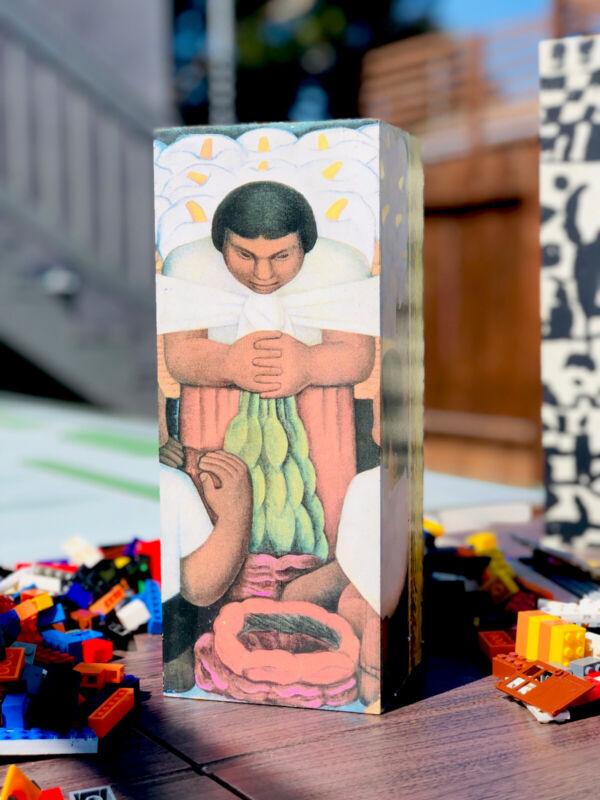 Jose Cuervo Reserva De La Familia Diego Rivera Edición Lmt.  930/5,000