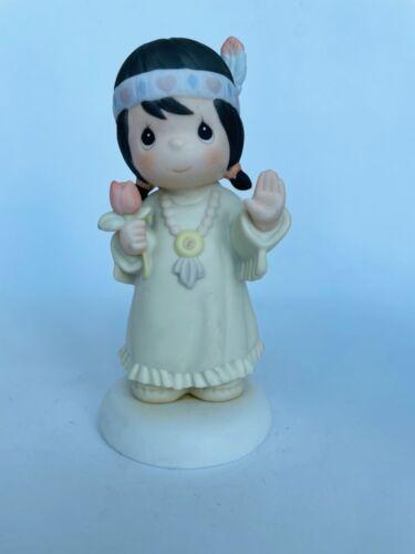 """Precious Moments Figurine """"Bless-Um You""""  #527335"""