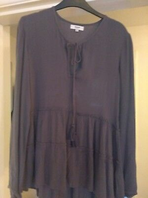 Lovely smock Type Top by Kensie,  Size S