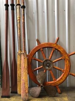 Boating memorabilia & Collectables.