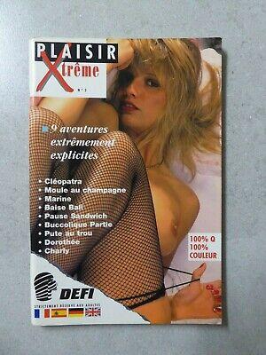 vintage glamour magazine plaisir xtreme No.2