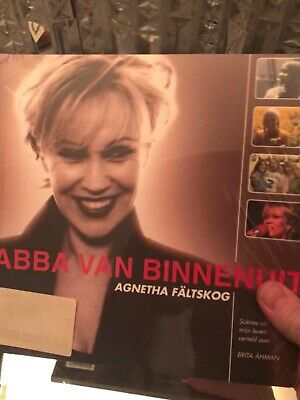 ABBA AGNETHA AUTOBIOGRAPHY DUTCH BOOK