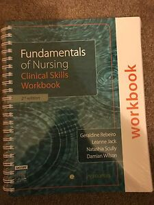 Fundamentals of nursing clinical skills workbook Hove Holdfast Bay Preview