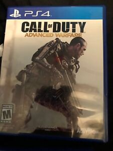Call of duty ps4 game