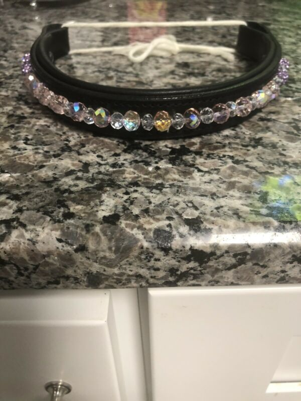 Horse Size Browband