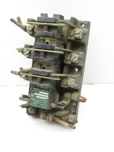 ASCO Automatic Switch Co 90930 Lighting Contactor 30A, 277V Coil 909 30