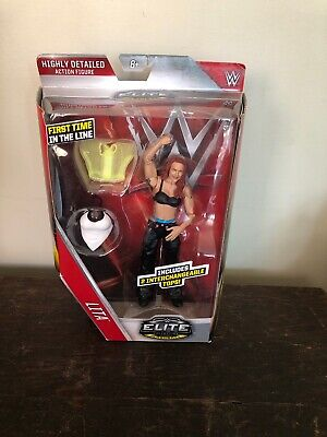 WWE Elite Flashback Collection Lita Figure New  First Time In The Line Childs First Collection