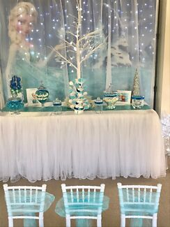 Frozen Ice Princess Party - Party Hire
