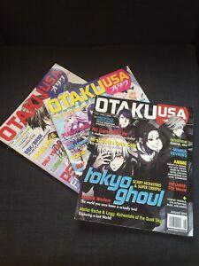 Otaku USA anime/manga magazine