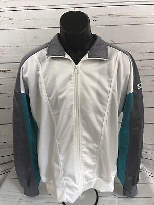 Vintage 90s Nike Zip Front Jacket Size Large