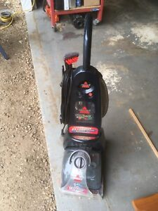Bissell proheat plus carpet cleaner