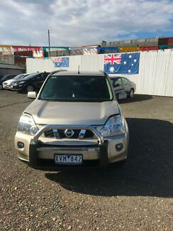 2010 Nissan X-trail SUV Morwell Latrobe Valley Preview