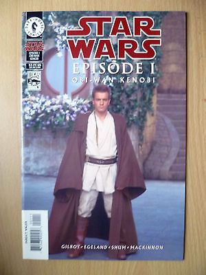 DARK HORSE COMIC STAR WARS- EPISODE I, OBI-WAN KENOBI, MAY 1999