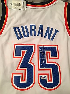 save off c5c8b 6a9c4 Kevin Durant Autographed - 13 - Trainers4Me
